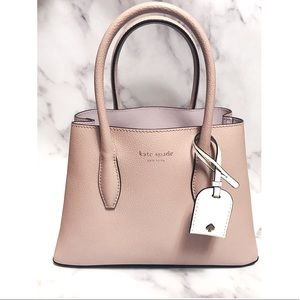 Kate Spade | BRAND NEW Pink Leather Small Satchel